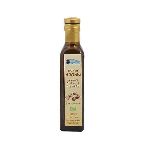Olej Arganowy 250ml Bio
